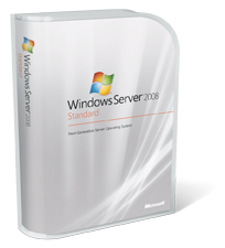 Windows Server 2008 Box