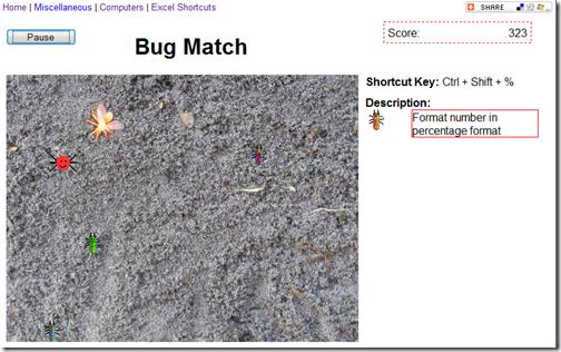 Study Stack - Bug Match