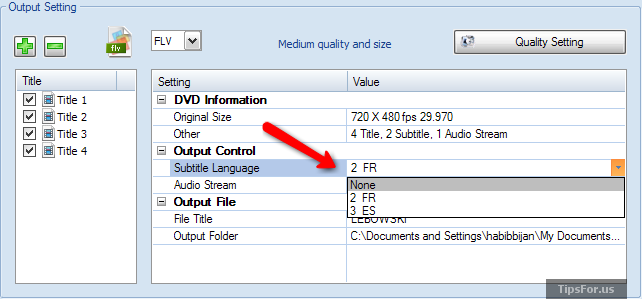 Rip dvds to video files easily with formatfactory windows tipsfor select ccuart Image collections