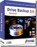 Paragon Drive Backup Icon