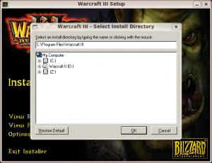 warcraft3-install-directory